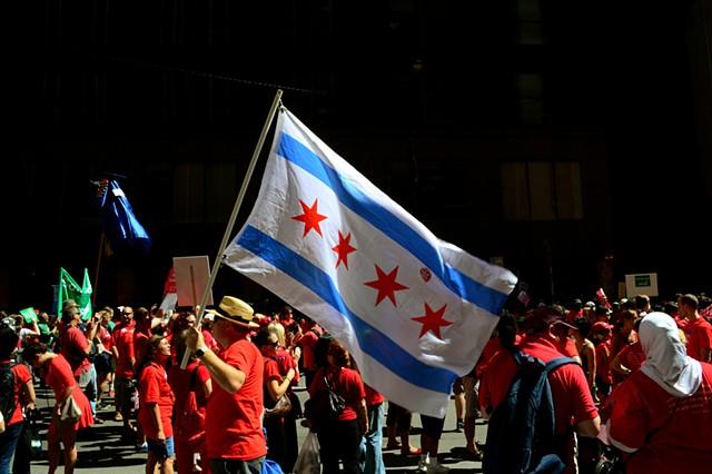 CTU, Labor Day, Chicago, Teachers, Strike
