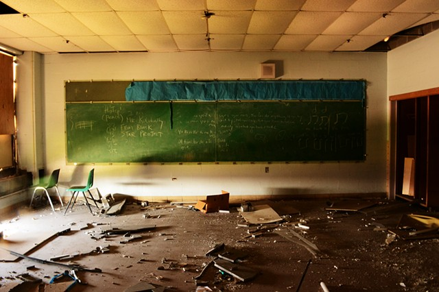 CPS, school closings, abandoned, elementary school