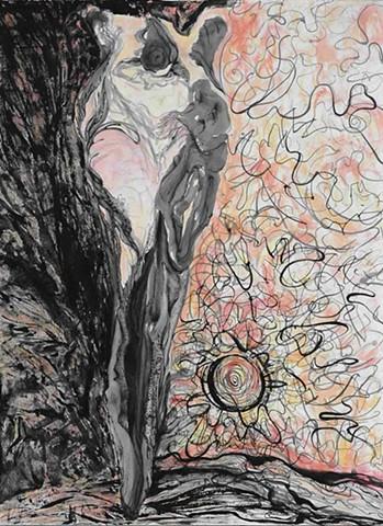 Goddess Series No.2: Life Cycle