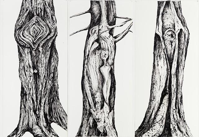Trees No. 1,2,3