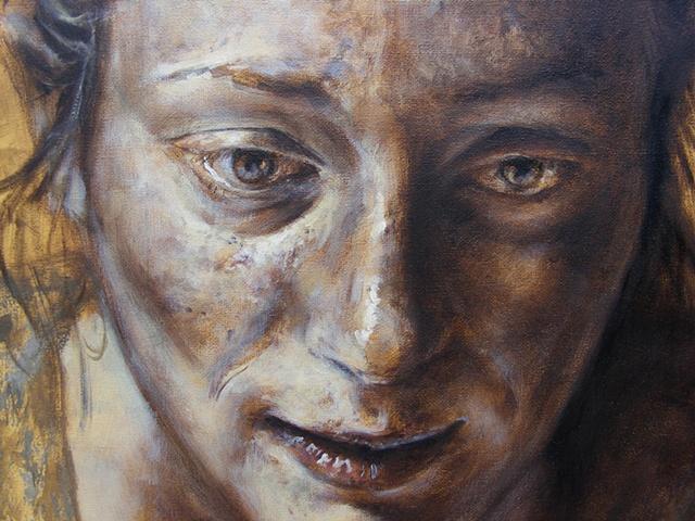 Gabriela detail