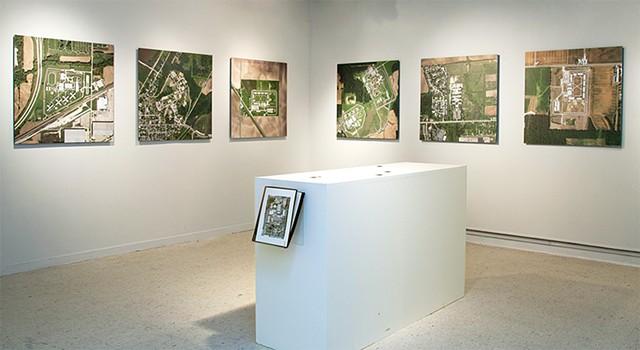 Inmate Locator (installation, spring 2014)