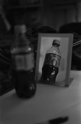 From the %Diet Coke Suite% Silver Gelatin Print 2013