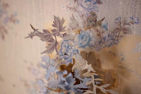 La Chambre Bleu (detail)