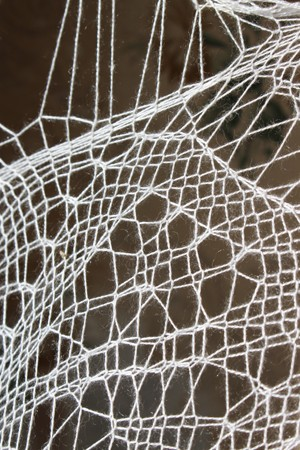De/constructed Lace (detail)
