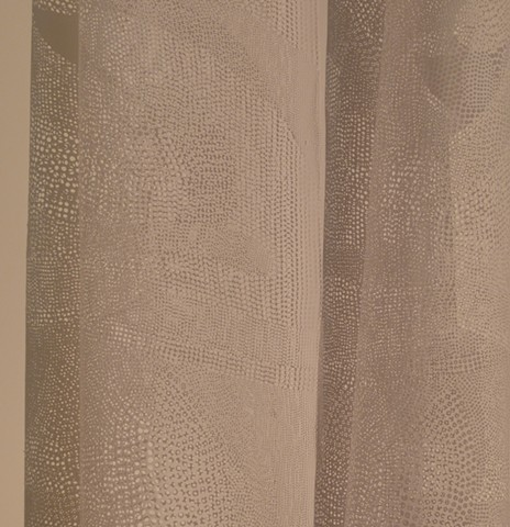 Paper Moire, detail
