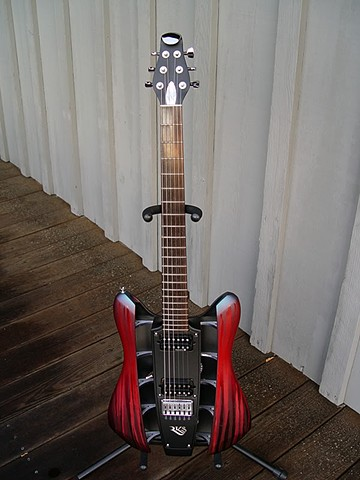 RKS Concept Guitar--Full-Length Portrait