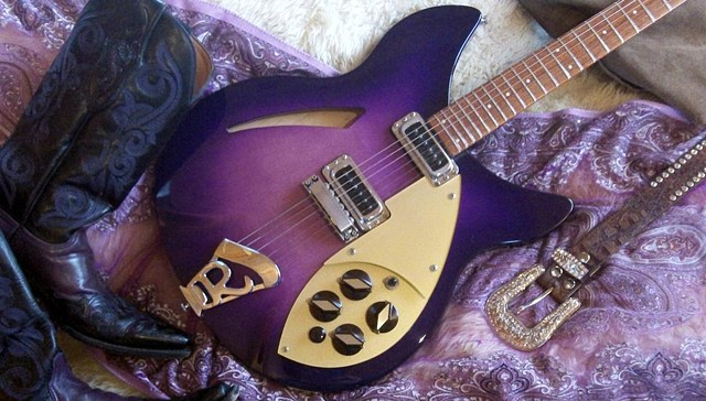 MINNESOTA: 1982 330 in Custom Purple Burst
