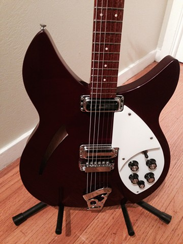 CALIFORNIA: 1966 Burgundyglo 330 Restoration