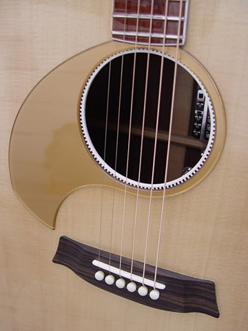 Sound Hole Close Up