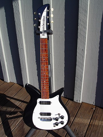 "This is a Very Short (20 7/8"") Scale Guitar!"