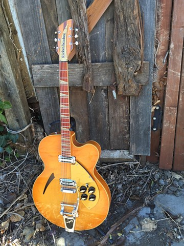 Paul Wilczynski / Studio California / Rickenbacker Luthier