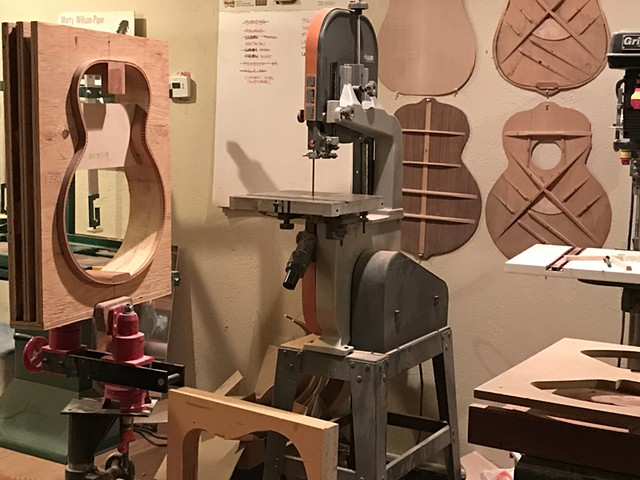 A DAY IN MY ACOUSTIC WORKSHOP