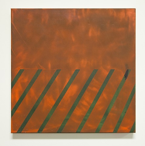 Orange Stripe Study