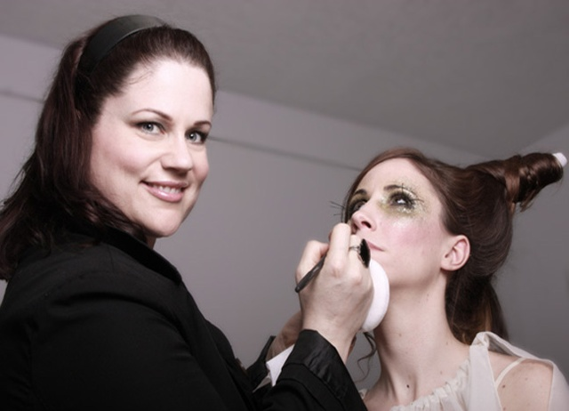 Marnie the Makeup Artist