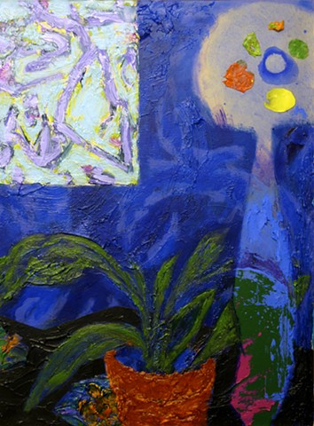 painterly abstract landscape hartley marin dove matisse