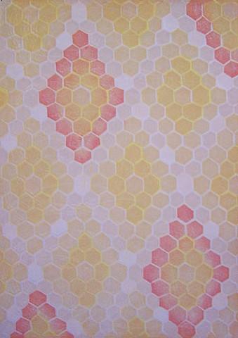 Hexagon Pattern IV
