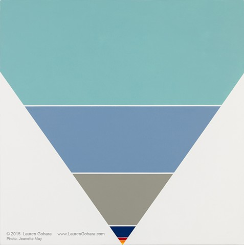 painting, found graphics, hard-edge geometric abstraction, income inequality, wealth inequality