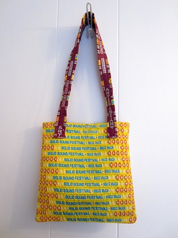solid sound festival wristband bag