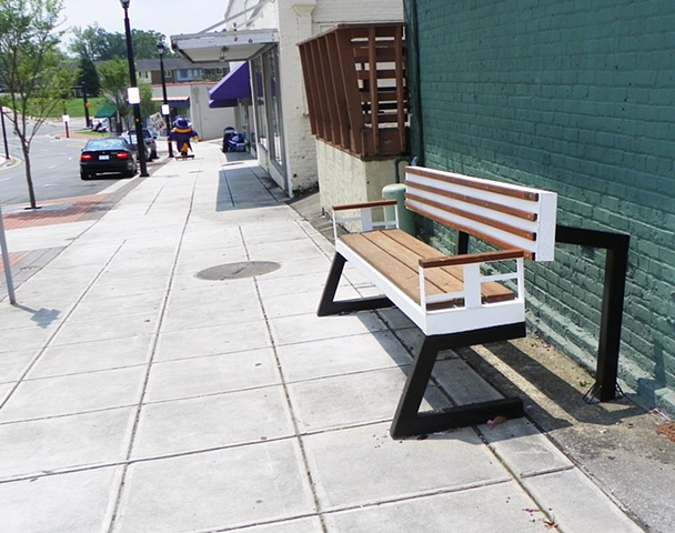 Rectilinear Bench