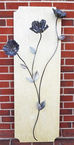 Forged Wall-Hanging