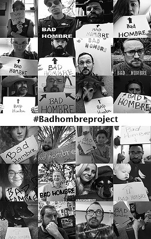 #badhombreproject
