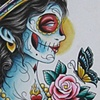 skully girl