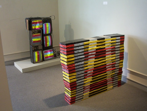 Installation View, Haydon Art Center, Lincoln, NE, 2007