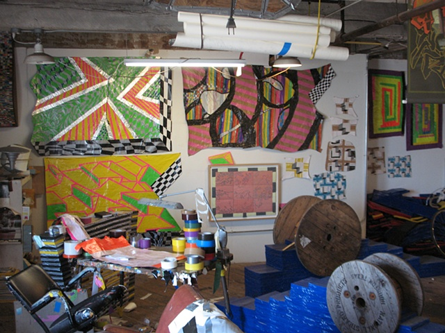 Studio View, Sept 2010