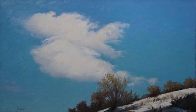 Hillside Cloud Rising