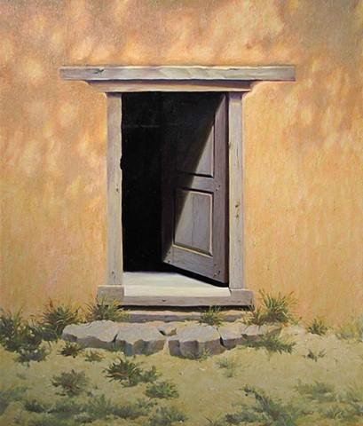 Hacienda Door