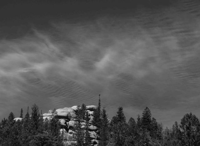 Odd Clouds at Veedauwoo