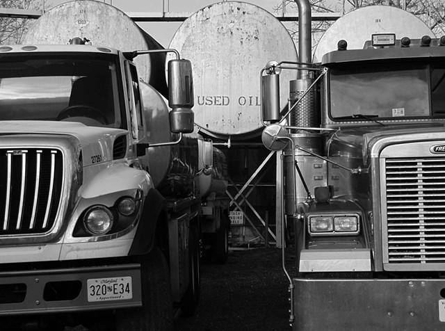 Used Oil Trucks