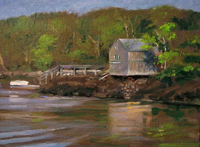 Back Cove Boathouse