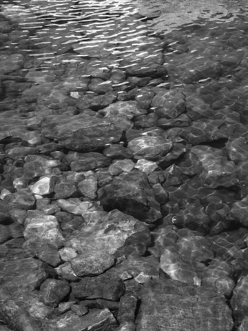 Lake Stones and Ripples