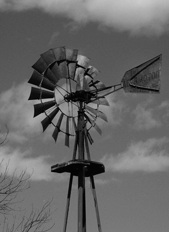 Sam Neal Ranch Windmill