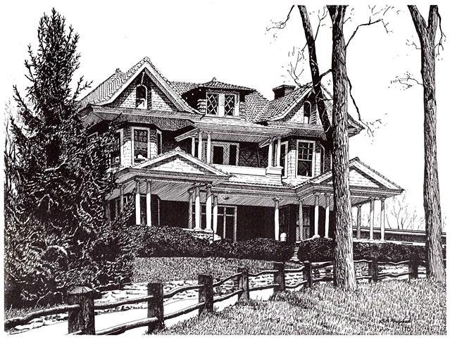 Kappa Psi Upsilon formerly an Alfred University  Fraternity House