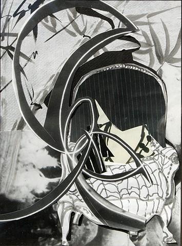 Lillian Cartwright Lillian Kaufman Cartwright artist psychologist writer Painting oil acrylic collage