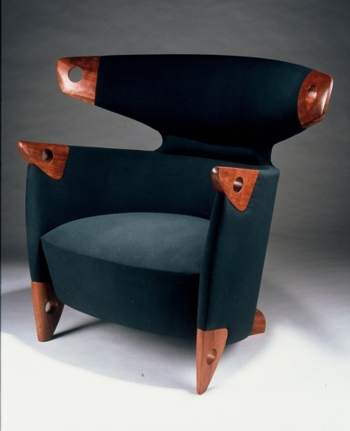 Fetish Chair (first prototype)