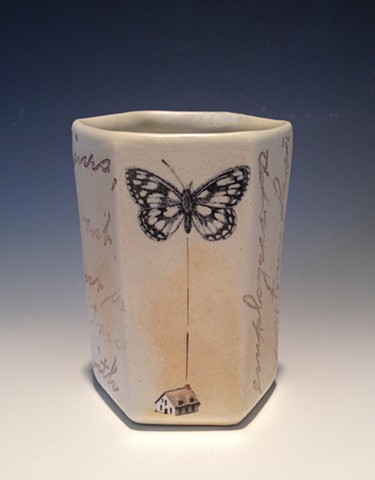 Butterfly Cup