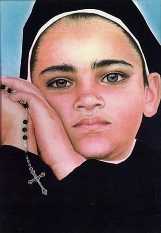 Young Nun