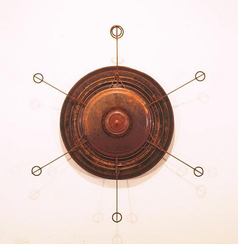 Crop Circle, artifact