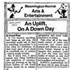 Bloomington-Normal Pantagraph, Walter Ross Review- 1990