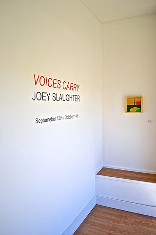 Voices Carry, Joey Slaughter