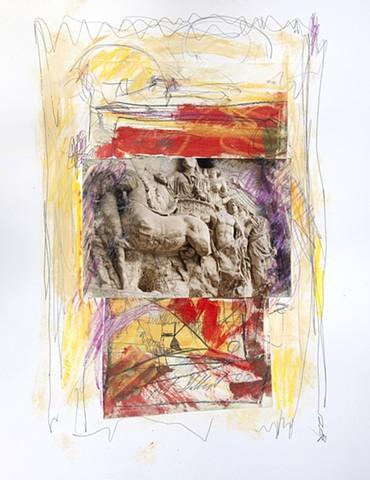 Italian Notebook Series  il cavallo #12