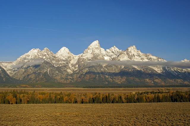 Fall Tetons