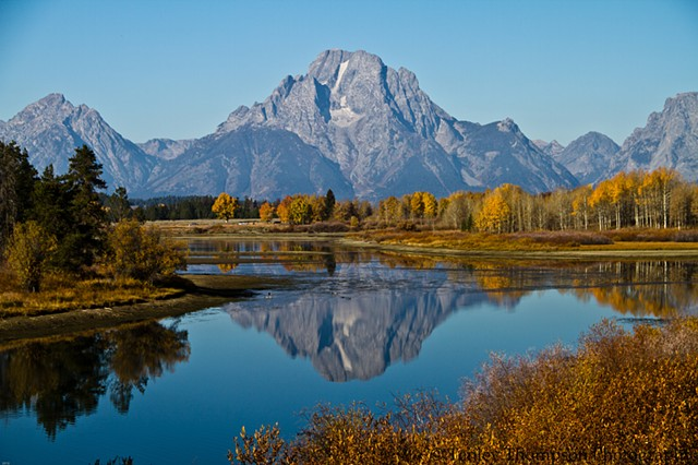 Moran and Oxbow Bend