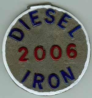 Diesel Iron 2006 (front)