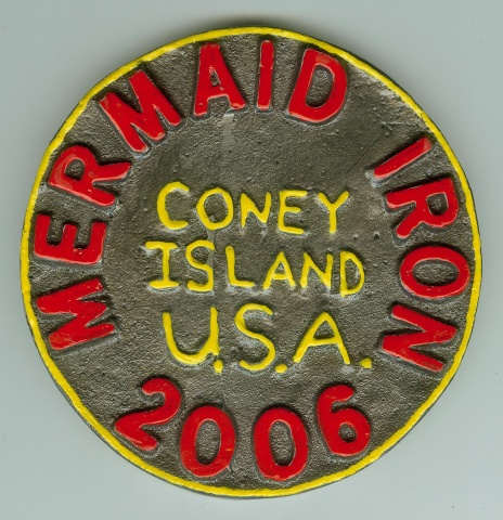 Mermaid Iron 2006 (front)
