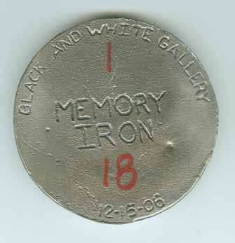 Memory Iron 2006 (rear)